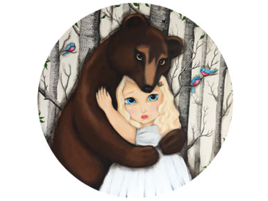 Bear Hugs by Narina Bailey
