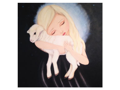 Little Lamb by Narina Bailey